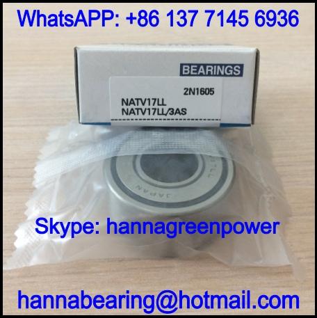 NATV5XLL Track Roller Bearing / Roller Followers 5x16x12mm