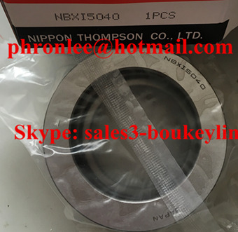 NAXI723Z Needle Roller Bearing 7x25x23mm