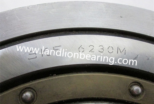 6230M/C3 Brass cage deep groove ball bearings 150*270*45
