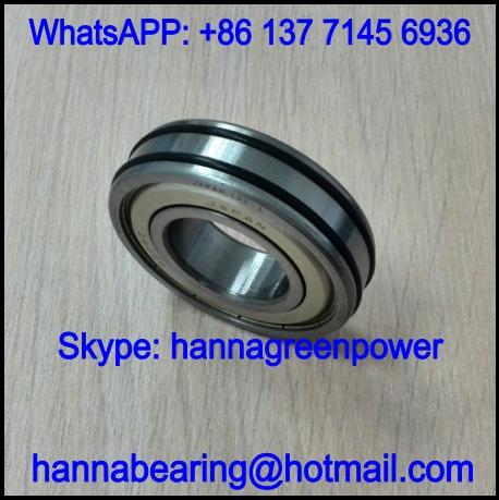 AC6309ZZ Deep Groove Ball Bearing with Antislip Strip 45x100x25mm
