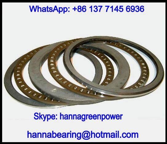 F-4346.04 Thrust Cylindrical Roller Bearing / Printing Machine Bearing 110x130x25mm