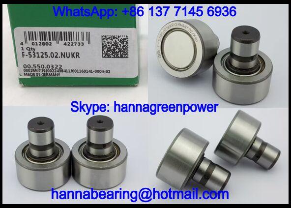 F-53125.02 Cam Follower Bearing / Printing Machine Bearing 16*35*39mm