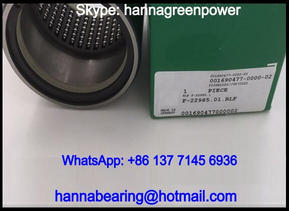 001690477000002 Linear Bushing / Printing Machine Bearing 50x65x54mm
