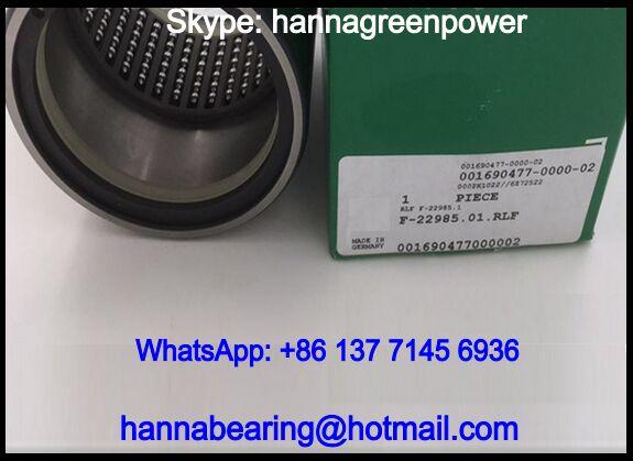 F-22985.01.RLF Linear Ball Bearing / Printing Machine Bearing 50x65x54mm