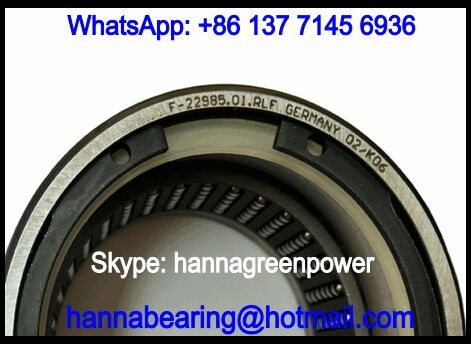 F-22985.01RLF Linear Bearing / Printing Machine Bearing 50*65*54mm
