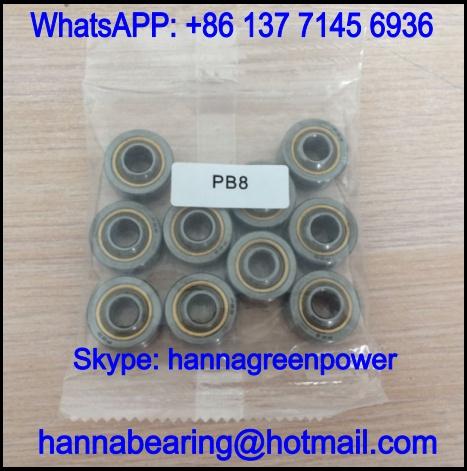 PB28 Radial Spherical Plain Bearing 28x62x25mm