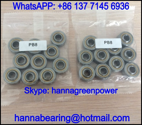 PB12 Radial Spherical Plain Bearing 12x30x16mm