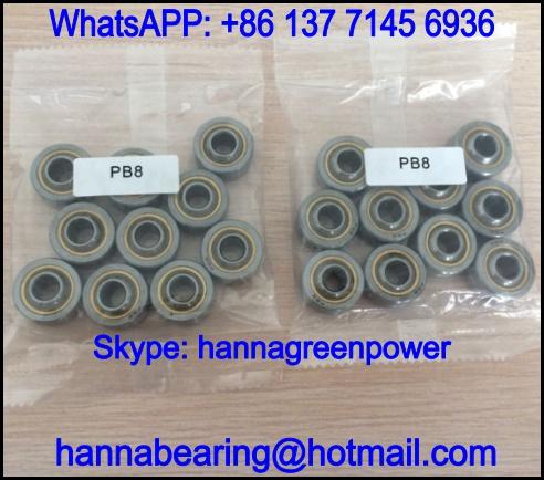 PB25 Radial Spherical Plain Bearing 25x56x31mm