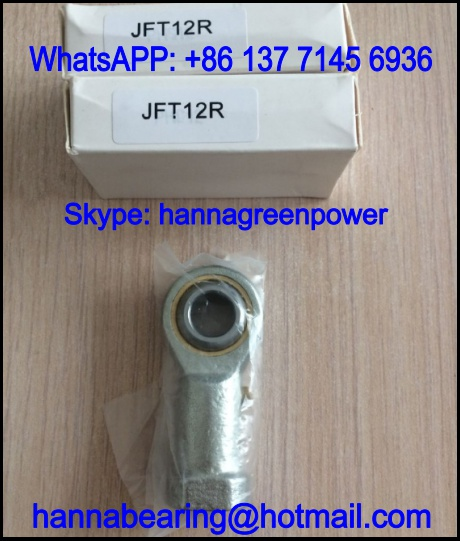 JFT18 Stainless Steel Rod End Bearing 18x43x92mm