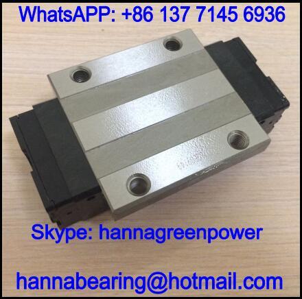 SHS20C1QZKKHH Linear Guide Block with QZ Lubricator 63x79x25.4mm