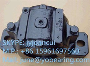 TSN515L bearing housing/ plummer block Housings