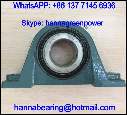124138-SCM211 Pillow Block Bearing with 50mm Bore