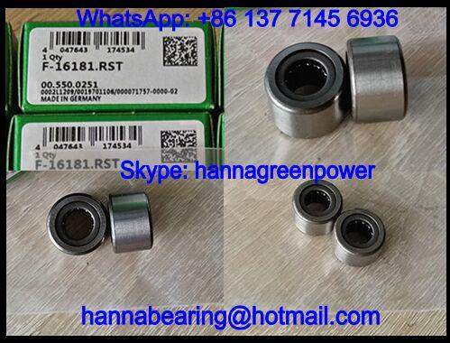 RST8X17X11 Printing Machine Bearing / Needle Roller Bearing 8*17*11mm