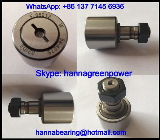 F-86212 Cam Follower Bearing / Printing Machine Bearing 12*28*51mm