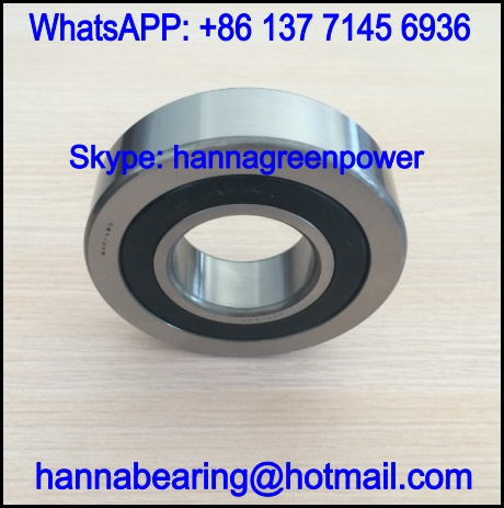 5S-6308T2XLLBC3P5/L448QTK Servo Motor Bearing / Ceramic Ball Bearing 40x90x23mm