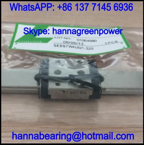 SEB15WA Slide Guide / Linear Guide Block 60x51.2x13mm