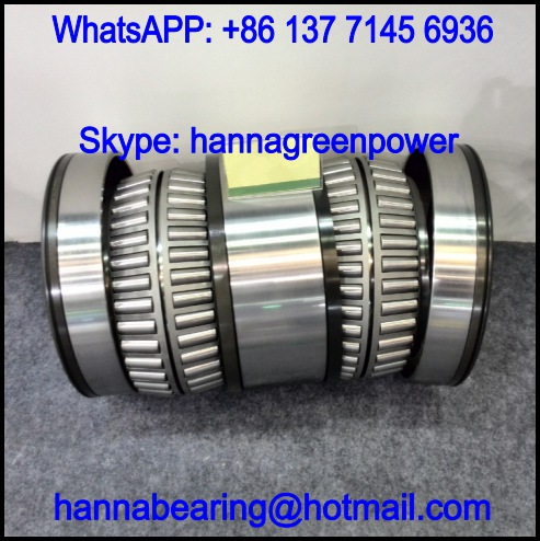 3819/630 Four Row Taper Roller Bearing 630x850x418mm