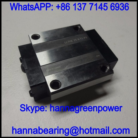 LLTHC20AT2P5 Linear Guide Block / Carriage 63x73.3x25mm
