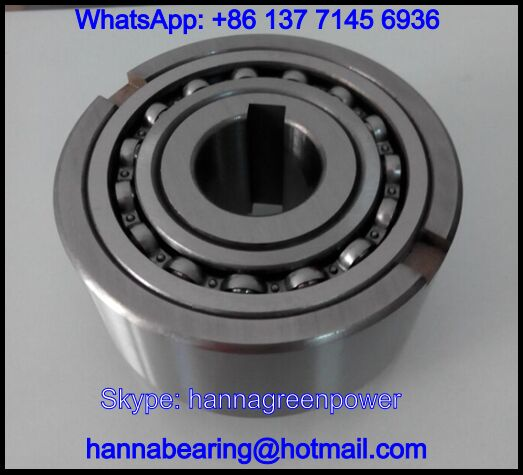 ANG8 Overrunning Clutch / One Way Clutch Bearing 8x37x20mm