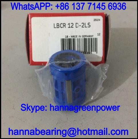 LBCR20D-LS/HV6 Linear Ball Bearing / Linear Bushing 20x32x45mm