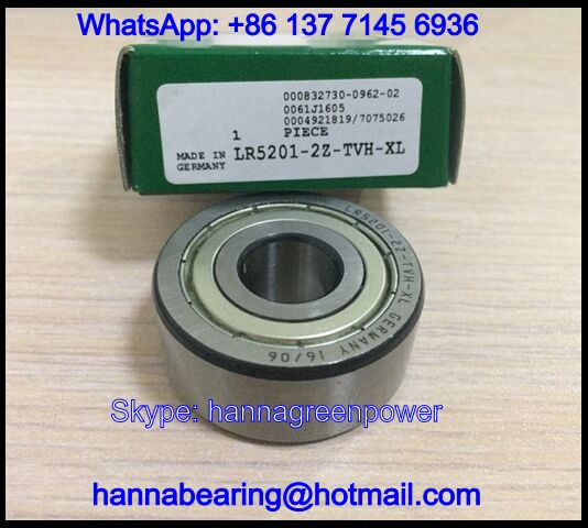 LR5006-2Z Cam Follower Bearing / Track Roller Bearing 30*62*19mm