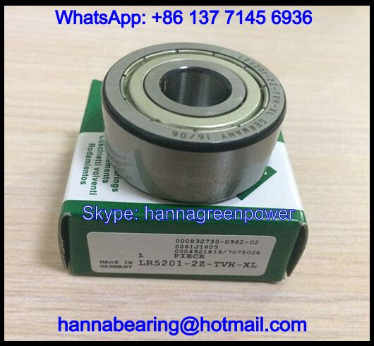 LR5200-X-2Z-TVH Cam Follower / Track Roller Bearing 10*32*14mm