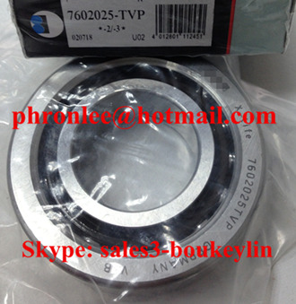 7603045-TVP Angular Contact Ball Bearing 45x100x25mm