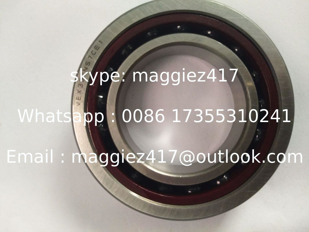 VEB 45 /NS 7CE3 High Precision Spindle Bearing Size 45x68x12 mm Angular contact ball bearing VEB45/NS 7CE3