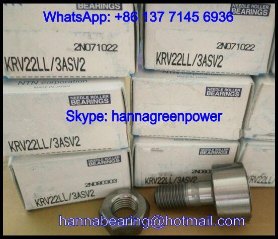KRV32 Cam Follower Bearing / Printing Machine Bearing 12*32*40mm