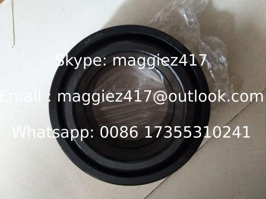 SB11017093 Bearing Size 110x170x93 mm Radial Spherical plain bearing SB 11017093