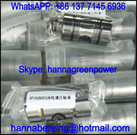 HP0822G02 Turbocharger Bearing / High Speed Ceramic Ball