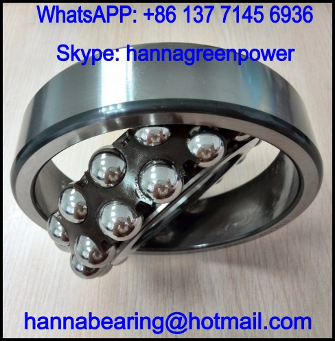 10417 Double Row Self Aligning Ball Bearing 85x210x52mm