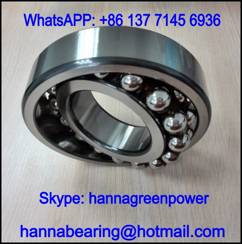 10410 Double Row Self Aligning Ball Bearing 50x130x31mm