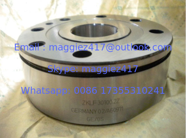 ZKLN5090-2RS-PE Bearing Size 50x90x34 mm Axial angular contact ball bearing ZKLN 5090 2RS PE
