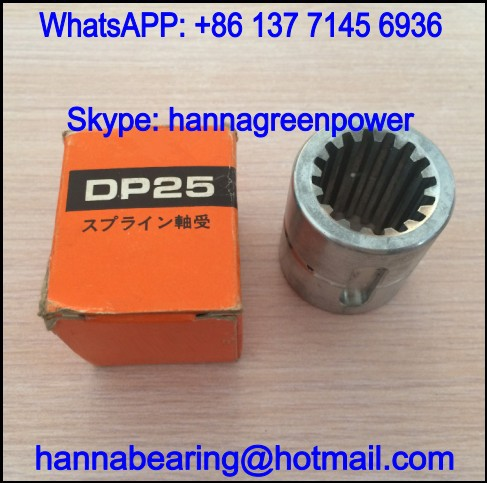 DP17 Spline Nut / Shaft Nut 15.4x28x26mm