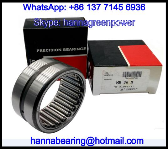 MR30N / MR-30-N Inch Needle Roller Bearing 1.875''x2.4375''x1''Inch