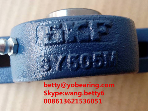 YET 207 Pillow block bearing