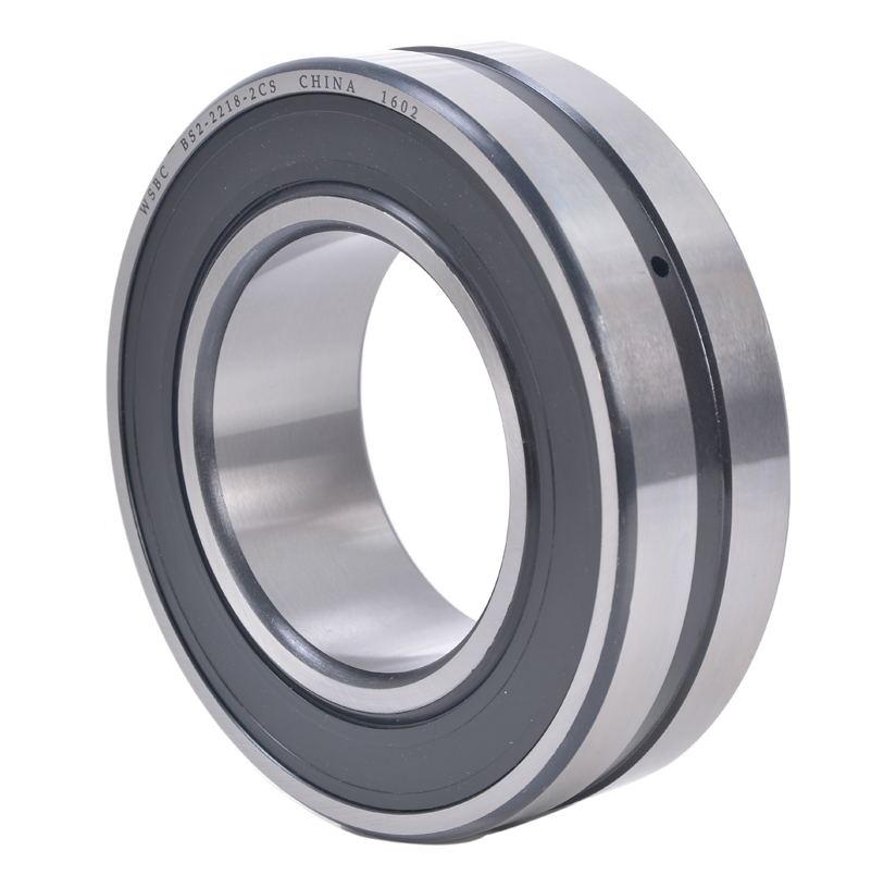 BS2-2208-2CS bearing 40x80x28mm