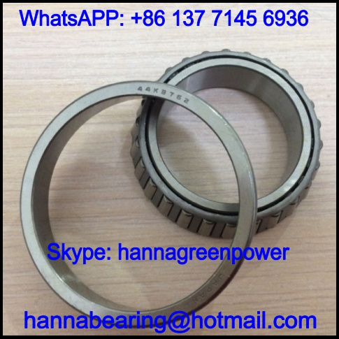 44KB762 Automobile Bearing / Tapered Roller Bearing 50x76x20.5mm