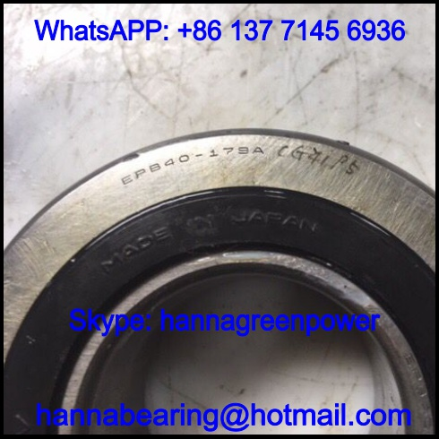 B40-179 Angular Contact Ball Bearing 40x80x30.2mm