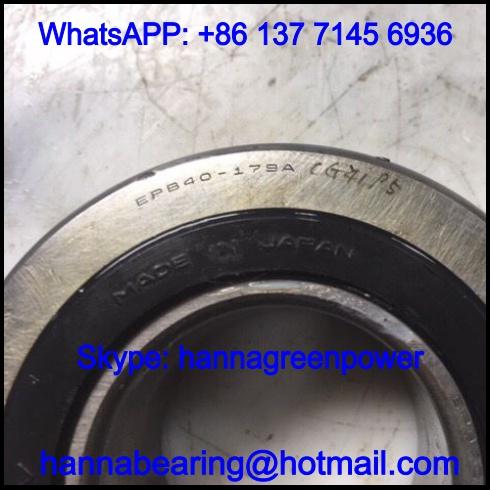 B40-179VV Motor Bearing / Angular Contact Ball Bearing 40*80*30.2mm