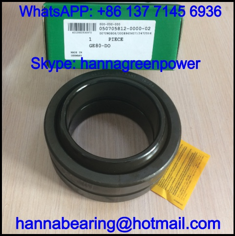 GE100-DO / GE100DO Spherical Plain Bearing 100x150x70mm