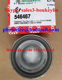 BA2B 633313 Auto Wheel Hub Bearing 30x60x37mm