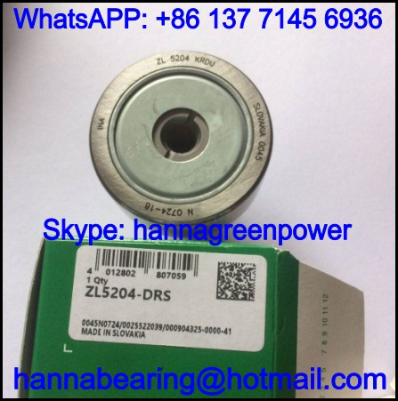 ZL5203-DRS Track Roller Bearing / Cam Follower 18x47x39.5mm