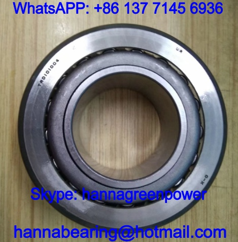 TRD101004 LFT Single Row Tapered Roller Bearing