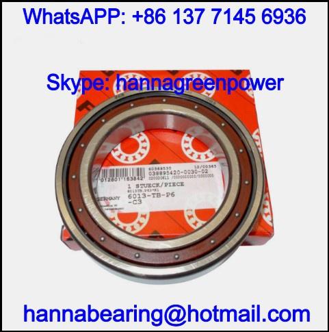 6305TBP6C3 / 6305-TB-P6-C3 High Speed Deep Groove Ball Bearing 25x62x17mm