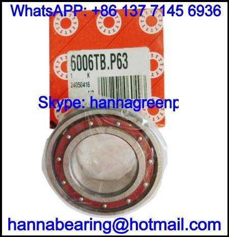 6019TB.P63 / 6019TBP63 Phenolic Cage Deep Groove Ball Bearing 95x145x24mm