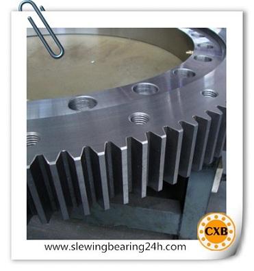 JCB220 excavator slewing bearing