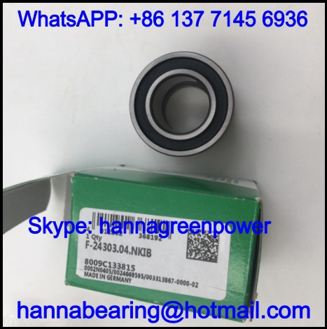 F-24303.4 Combined Needle Roller Bearing 20x37x23mm