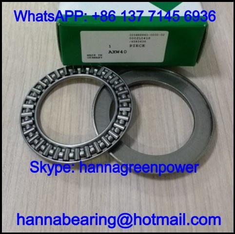 AXW35 Thrust Roller Bearing / Axial Needle Roller Bearing 35x55x7.2mm